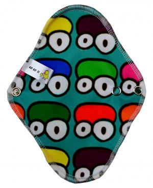 """Podpaska MINI """"Kolorowe żabki"""""""